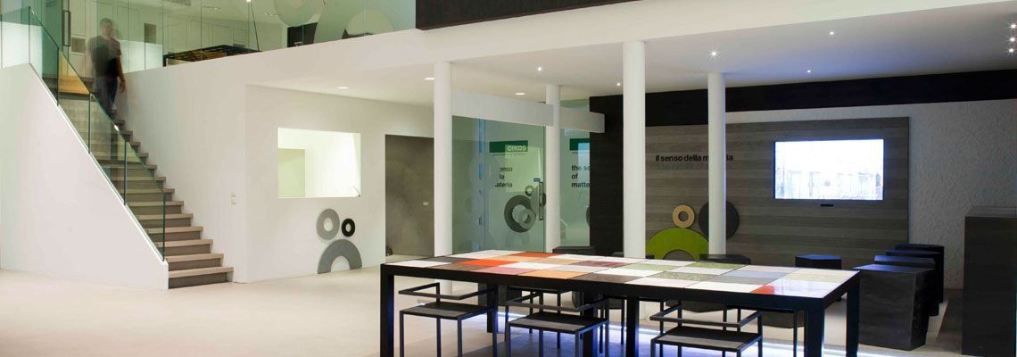 showroom Oikos Milano